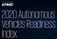 毕马威30国与地区《自动驾驶汽车成熟度指数》报告:中国仍排第20