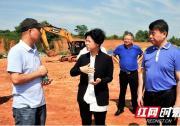 湘潭市委副书记、市长张迎春走访调研湘潭智能制造企业
