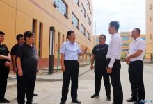 葛永宏调研督导张掖智能制造产业园入驻企业投产运营工作