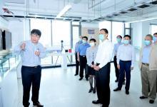 肖亚庆赴中国信息通信研究院调研