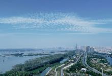 """安徽芜湖市:奋力打造水清岸绿""""智慧长江"""""""