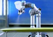 人机协同喷漆、AR装配,国产大飞机用上联想自研机器人