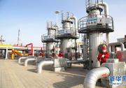 新疆油田冬供模式开启 呼图壁储气库开井采气