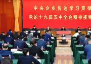 国资委党委组织中央企业传达学习贯彻党的十九届五中全会精神
