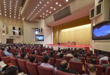 学习贯彻十九届五中全会精神中央宣讲团首场报告会在京举行