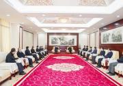 山西省人民政府与中国华能集团签署战略合作框架协议