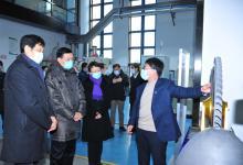 肖亚庆在北航调研强调:培养支撑国家产业技术创新的合格建设者和可靠接班人