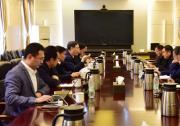 矿冶科技集团党委书记、董事长韩龙到三家企业调研交流