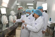 王江平赴国药中生北京公司和北京科兴中维公司调研