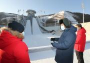 习近平:中国冰雪运动必须走科技创新之路