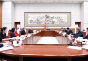 李克强主持召开教科文卫体界人士和基层代表座谈会征求对政府工作报告