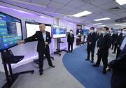 郝鹏到中国电信调研云计算研发应用工作情况强调 打造服务型科技型安全型通信企业