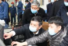生态环境部部长黄润秋实地检查唐山市钢铁企业重污染天气应急减排措施 落实情况