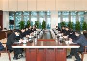 中国华能集团有限公司舒印彪邓建玲会见西藏自治区主席齐扎拉