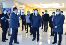 王志军在京调研超高清视频和人工智能产业发展情况