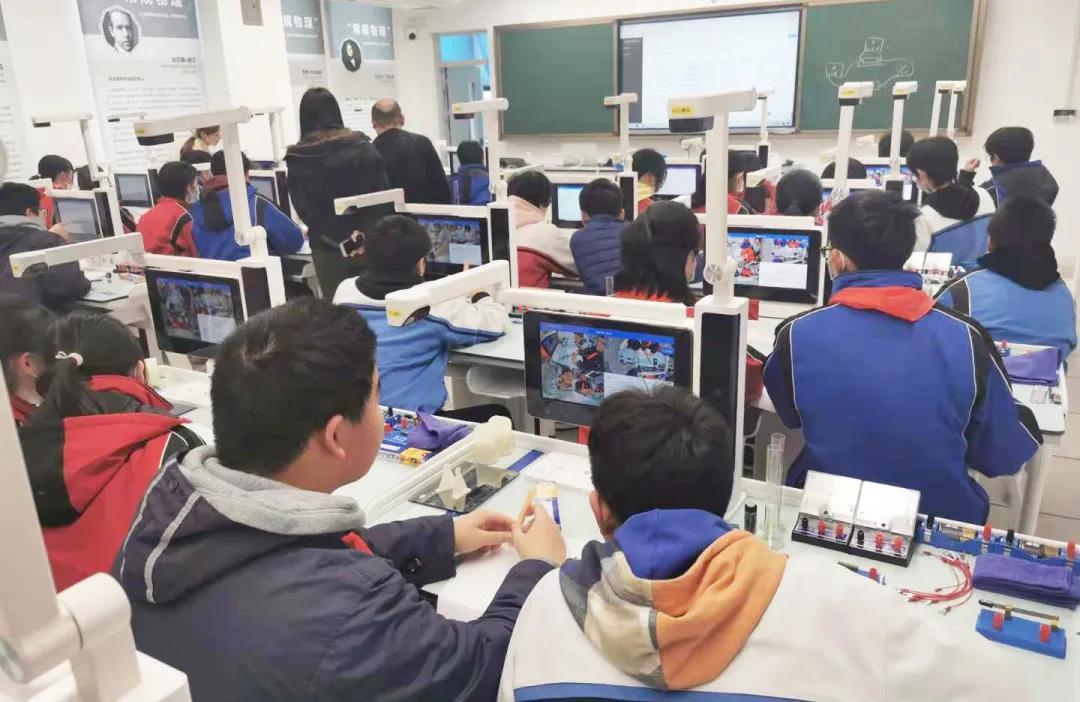 上海电气自动化设计研究所相继中标崇明、杨浦、闵行、浦东等区共计150余所中学理化实验平台建设项目