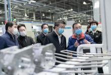 倪岳峰在天津海关调研时强调 充分发挥海关职责作用 促进产业链供应链安全稳定(图)