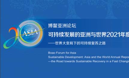 可持续发展的亚洲与世界2021年度报告