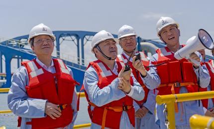 郝鹏赴海南调研国资国企改革创新发展情况强调  积极融入新发展格局