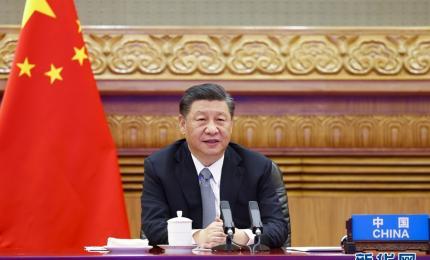 习近平出席领导人气候峰会并发表重要讲话