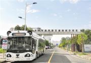 智能车路测驶入中国城市复杂路网