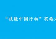 """人力资源社会保障部关于印发""""技能中国行动""""实施方案的通知"""