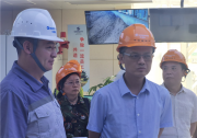 安徽省生态环境厅副厅长、一级巡视员罗宏赴铜陵市调研节能环保产业发展