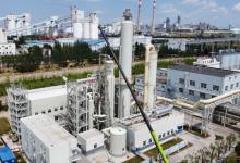 国内最大规模燃煤电厂碳捕集示范工程投产