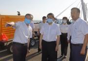 倪岳峰在哈尔滨海关调研时强调 统筹推进口岸疫情防控和促进外贸稳增长