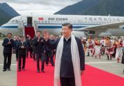 习近平在西藏考察时强调:全面贯彻新时代党的治藏方略 谱写雪域高原长治久安和高质量发展新