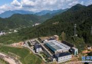 杭州临安:规模化集中式供水 保障山乡百姓饮用水供给