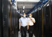 毛伟明:为疫情防控提供强有力大数据支撑
