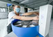 江苏扬州:硬气膜实验室助力核酸检测 日均核酸筛查能力15万管
