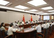 尹弘在祁连山生态保护有关会议上强调 建立健全长效机制 从严抓好综合治理