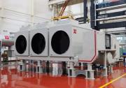 中国西电集团成功研制百万千瓦机组用发电机断路器成套装置