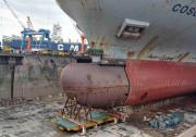 中国远洋海运:绿色航运 低碳发展