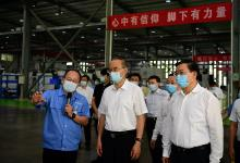 黄强在四川成都航空产业园调研时强调 抢抓战略机遇大胆探索创新