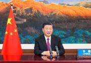 习近平出席第六届东方经济论坛全会开幕式并致辞