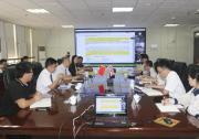 淄博职业技术学院举行电气自动化技术专业国际专业标准评估认证复审(专家)访问会议