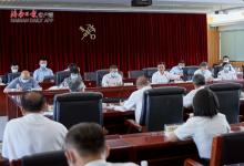冯飞在海口海关调研时指出 以制度集成创新构建新型监管模式 平稳有序实现全岛封关运作目标