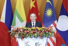 王岐山出席第十八届中国-东盟博览会开幕式