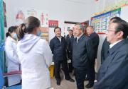 胡春华在四川督导乡村振兴重点帮扶县巩固拓展脱贫攻坚成果工作