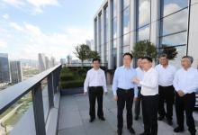 韩正在广东调研时强调 推动前海深港现代服务业合作区加快发展