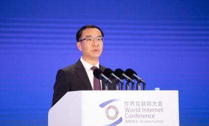 中国联通董事长刘烈宏:让数字文明之光更加灿烂、辉煌