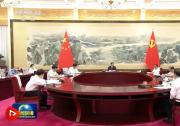 习近平在中共中央政治局第三十三次集体学习时强调 加强国家生物安全风险防控和治理体系建设