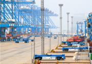 青岛港初步建立了自动化码头标准体系