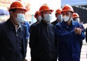 工信部副部长王江平到中国船舶武船集团进行专题调研