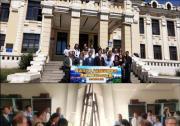 香港高校人文社会科学学者团6月17日参访哈尔滨工业大学