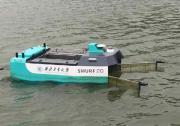 西北工业大学自主研发无人驾驶清洁船亮相重庆两江协同创新区