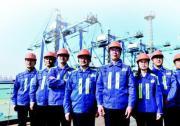 """青岛港""""连钢创新团队""""为世界自动化码头建设立下中国标杆 荣获""""青岛楷模""""称号"""